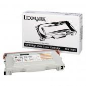 Toner black LEXMARK 20K1403