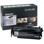 Toner black LEXMARK 12A8425