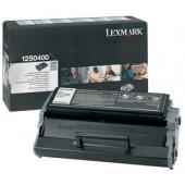 Toner black LEXMARK 12S0400