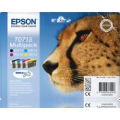Cartus 4 culori/set EPSON C13T07154010