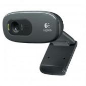 Camera Web 1280 x 720 pixeli negru LOGITECH C270