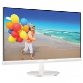 "Monitor LED AH-IPS 27"""" Full HD alb PHILIPS 274E5QHAW/00"