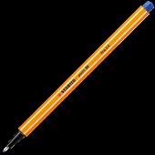 Fineliner 0.4mm ultramarin STABILO Point 88-32