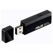 Adaptor USB Wireless 300Mbps negru ASUS USB-N13