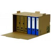 Container pentru arhivare 325 x 540 x 3750mm kraft FELLOWES R-Kive