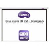 Ecran de proiectie electric 130 inch (287 x 161.4 cm) 16:9 Benq