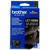 Cartus black BROTHER LC1100BK