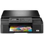 Multifunctional inkjet color BROTHER DCP-J105 A4 USB Wi-Fi