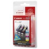Cartus 3 culori/set CANON CLI521C/M/Y