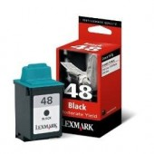 Cartus black nr. 48 LEXMARK 17G0648