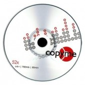 CD-R 700MB 52X 10 buc/bulk COPYME