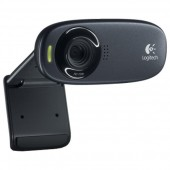 Camera Web 1280 x 720 pixeli negru LOGITECH C310
