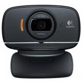 Camera Web 1280 x 780 pixeli negru LOGITECH C525