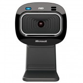 Camera Web 1280 x 720 pixeli negru MICROSOFT LifeCam HD-3000
