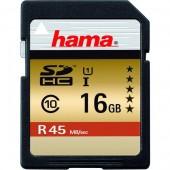 Card de memorie SDHC 16GB HAMA