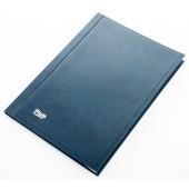 Registru A4 100 file dictando coperti imitatie piele PLUSS