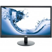 "Monitor LED AOC E2770SH 27"""" 1ms black"