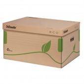 Container pentru arhivare cu capac 345 x 242 x 439mm ESSLETE Eco