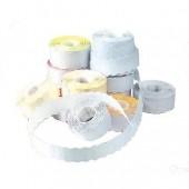 Etichete autoadezive pt. marcatoare 26 x 12mm 1500 etichete/rola rosu fluorescent PRIX