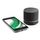 Mini - difuzor portabil cu bluetooth negru LEITZ Complete