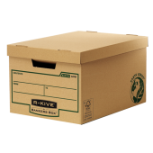 Container pentru arhivare 260 x 325 x 445mm kraft FELLOWES R-Kive