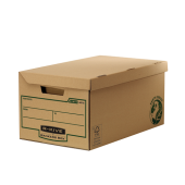 Container pentru arhivare 260 x 325 x 535mm kraft FELLOWES R-Kive