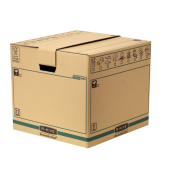 Container pentru arhivare 406 x 457 x 457mm kraft FELLOWES R-Kive Transit