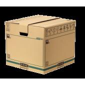 Container pentru arhivare 406 x 457 x 457mm kraft FELLOWES R-Kive Transit