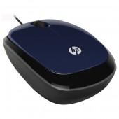 Mouse optic HP X1200 1200 dpi USB Revolutionary Blue