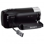 Camera video Full HD negru SONY HDR-CX240E