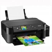 Imprimanta inkjet color EPSON L810 CISS A4 USB Retea Wi-Fi