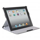 Carcasa cu capac iPad gen. 3/4 iPad 2 negru Leitz Complete Smart Grip