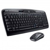 Kit tastatura + mouse wireless LOGITECH Combo MK330
