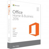 MICROSOFT OFFICE Home and Bussines 2016 Engleza FPP pentru MAC
