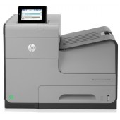 Imprimanta inkjet color HP Officejet Enterprise Color X555dn A4 retea duplex