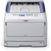 Imprimanta laser color OKI LED C822dn A3 USB Retea Duplex