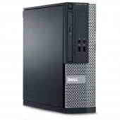 Desktop PC DELL OptiPlex 3020 SFF Procesor Intel® Core™ i5-4590 3.3GHz Haswell 8GB DDR3 500GB HDD GMA HD 4600 Win 7 Pro + Win 8.1