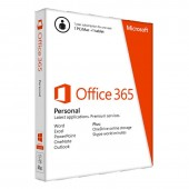 MICROSOFT OFFICE 365 Personal 32/64-bit 1 an 1 PC/MAC si 1 tableta Engleza Medialess