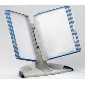 Sistem de prezentare pt. birou albastru TARIFOLD office