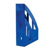 Suport vertical albastru semitransparent HERLITZ