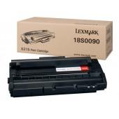Toner black LEXMARK 18S0090