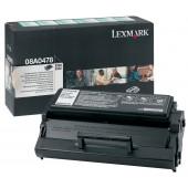 Toner black LEXMARK 08A0478