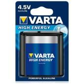 Baterie 4.5V alcalina VARTA High Energy